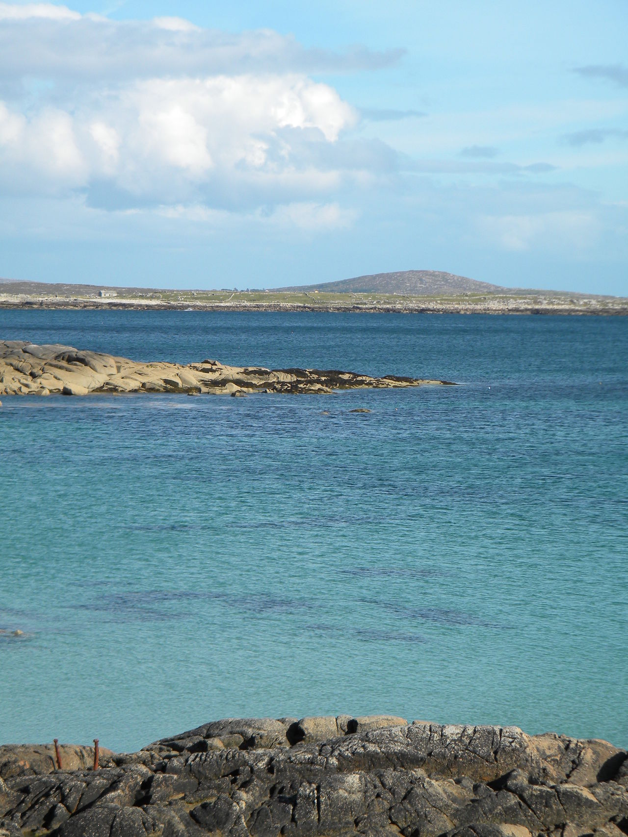 Beautiful stock photos of boote, Beauty In Nature, Clifden, Cloud - Sky, Coastline