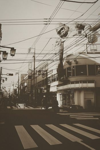 king kong. Familymart Statue Kingkong  Travel Sightseeing Tokyo Japan ASIA Classic Movies