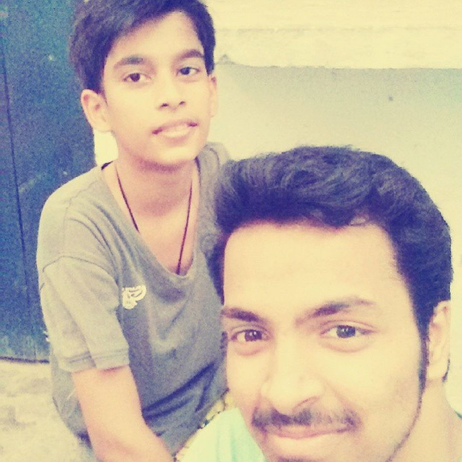 Brother_pranav True_friendship😊😍 Though_a_kid_but_a_rockstar😘😘 Brothers_forever
