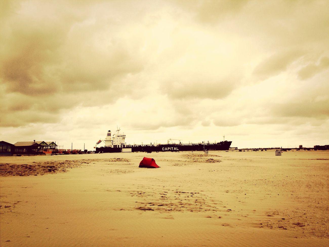 Schleuse zur Nordsee