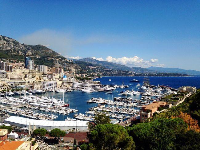 Cityscapes Monaco France Côte D'Azur