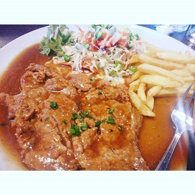 เสต้กหูนมสด นุ่มบะมุนลิ้นนน รีวิวไทยเเลนด์ Food Reviewthailand Reviewkorat