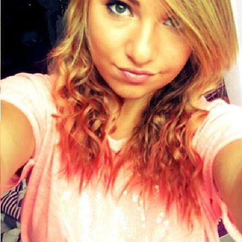 Hair TYE And Dye redblondcurlypinkblacksuninstasunholidayssummerinstasummergoodinstagoodmomentinstamomentmorningoneweekago
