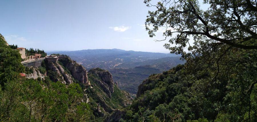 Montserrat,Spain Mountain Spain🇪🇸 Traveling