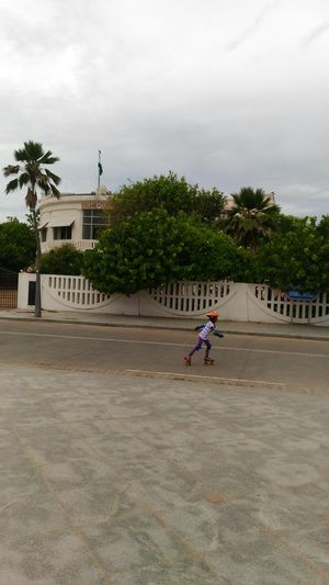 Tiny Kid Little Boy Skate Skating Rollerskating Rollerskate Pondicherry Tamilnadu India Travel Wanderlust Sport Sports Outdoors