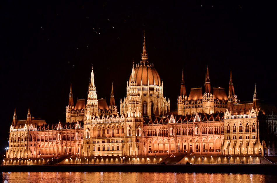 Beautiful stock photos of budapest, Architecture, Building Exterior, Built Structure, Danube River
