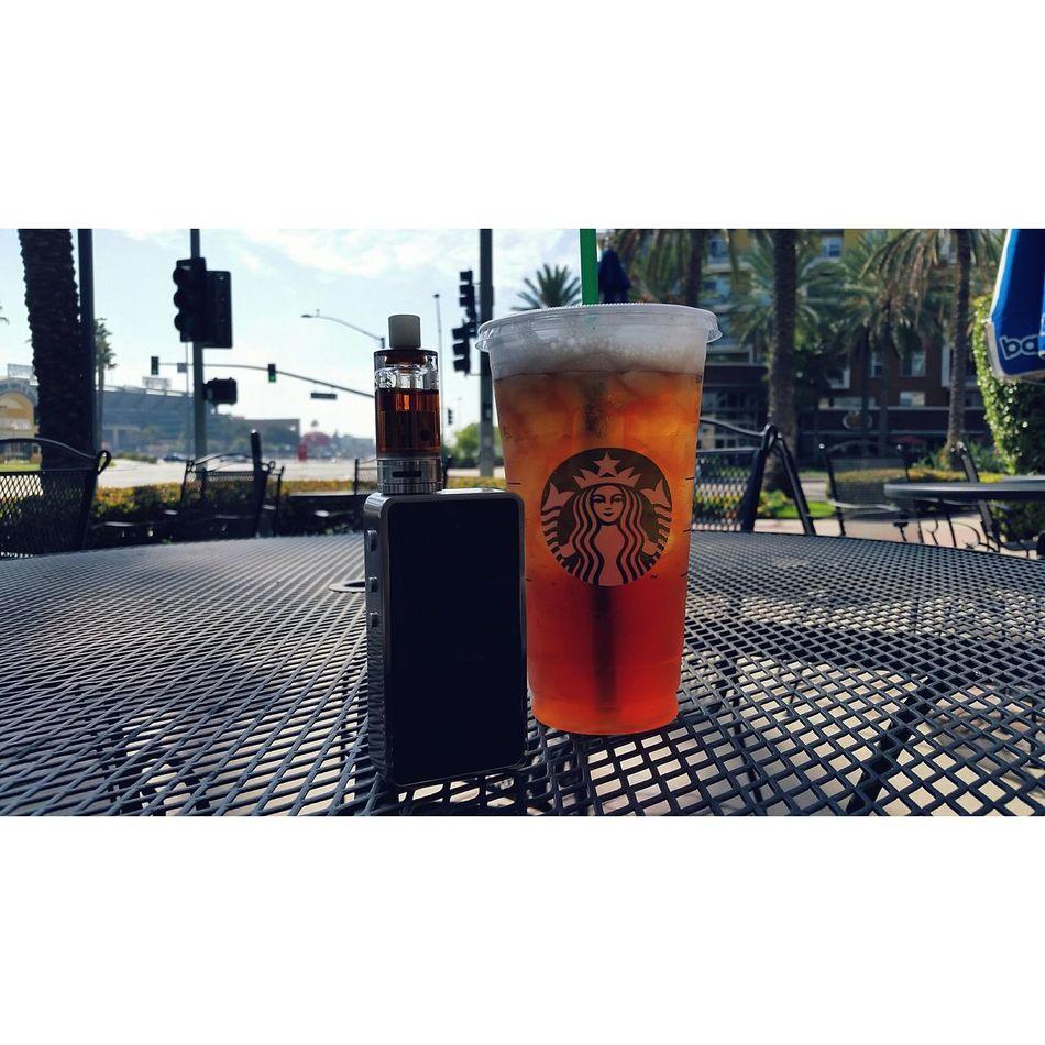 Vapebucks. Vapes Starbucks First Eyeem Photo