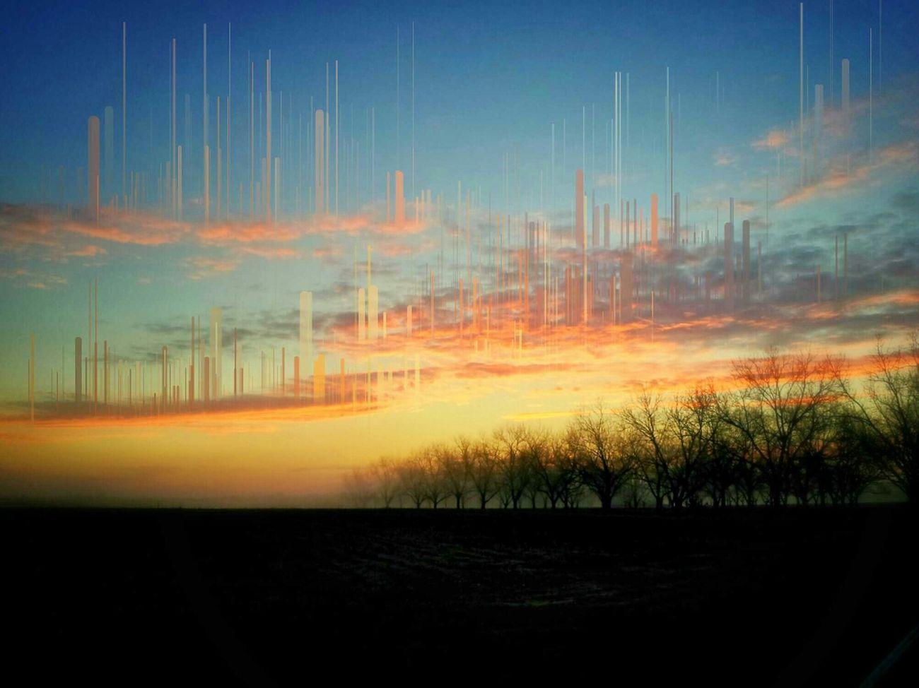 Falling up Sunrise Unitedbyedit