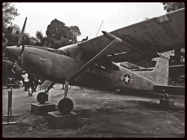 War Flight Memories at War Remnants Museum Ho Chi Minh City