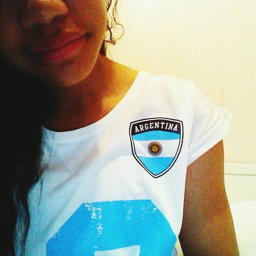 Still Representing Second Place In The World Cup❤ I Doesnt Matter What They Say. I Love You Argentina !!!❤