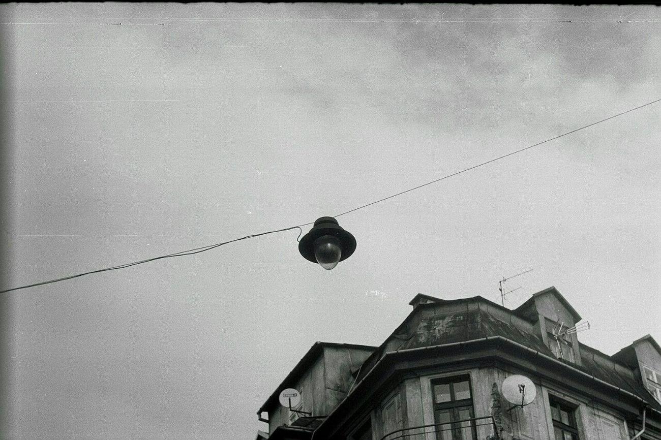 Krakow Street Filmfoto