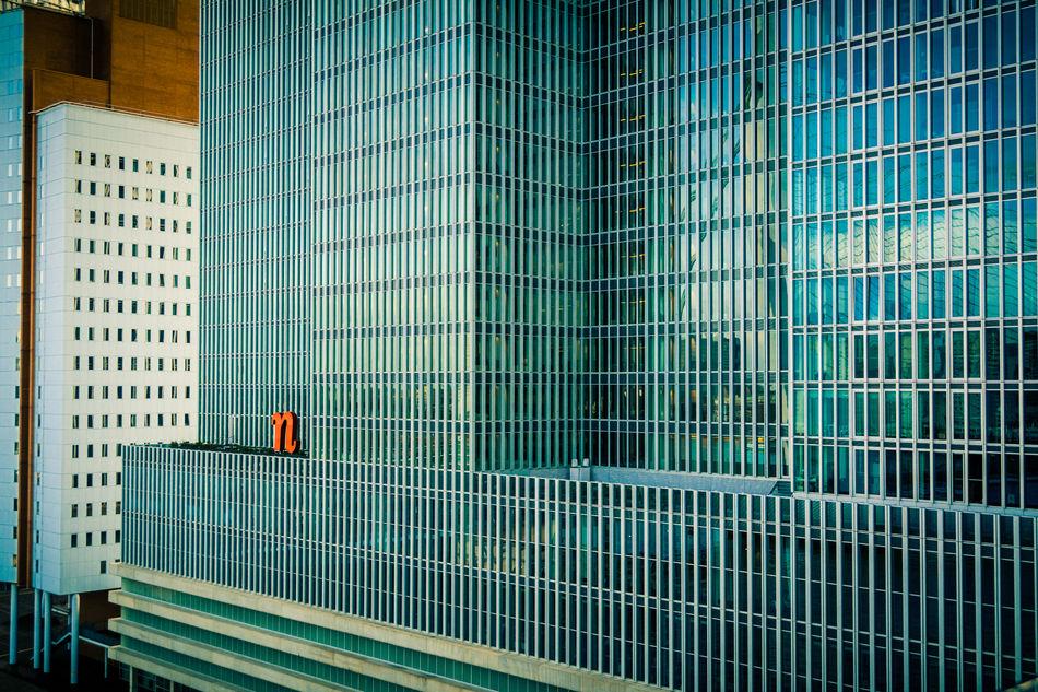 De Rotterdam by Rem Koolhaas Architecture Building Exterior Built Structure Close-up Day Indoors  Koolhaas No People Pattern Rem Koolhaas Rotterdam