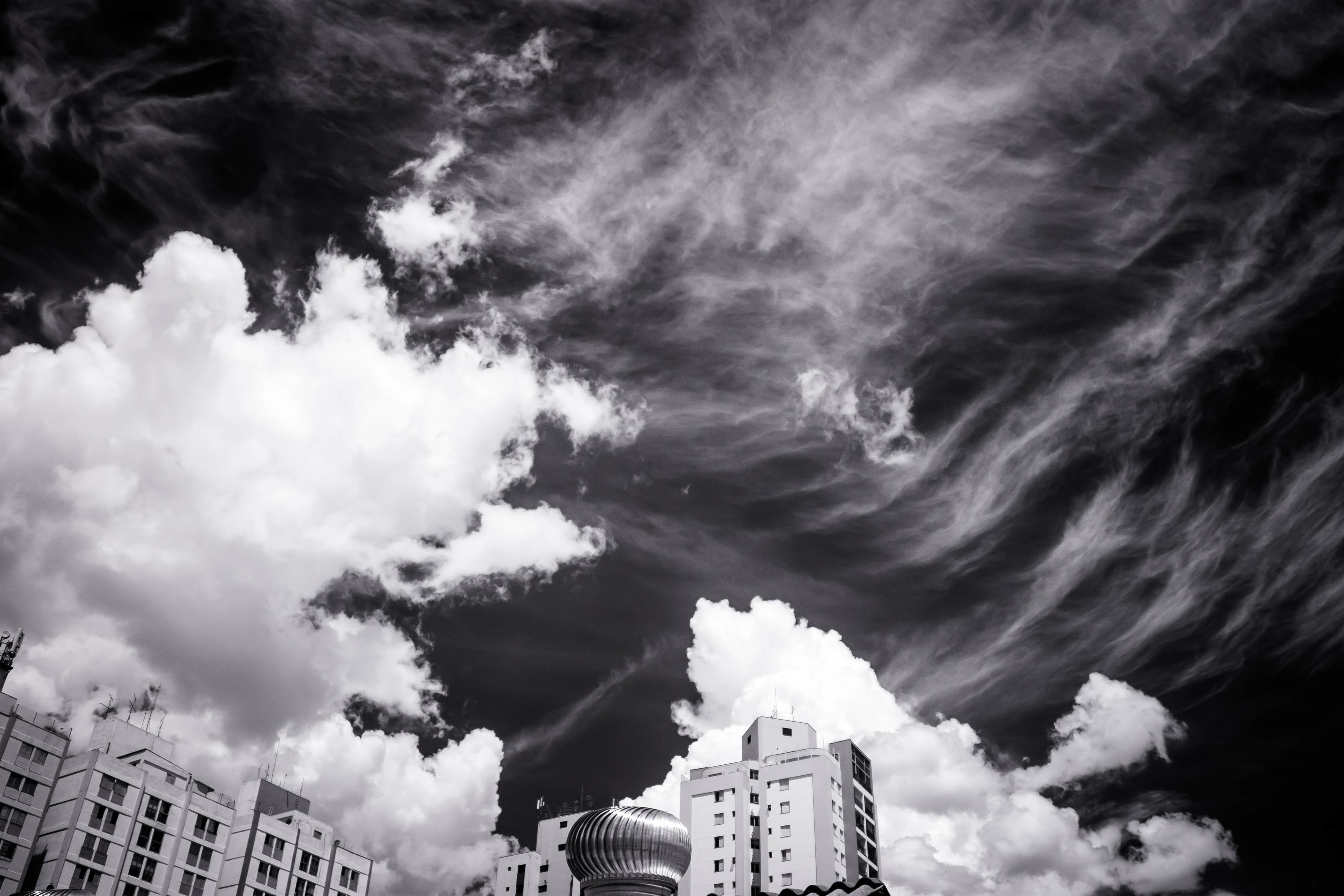 cloud - sky, sky, low angle view, outdoors, no people, architecture, nature, day