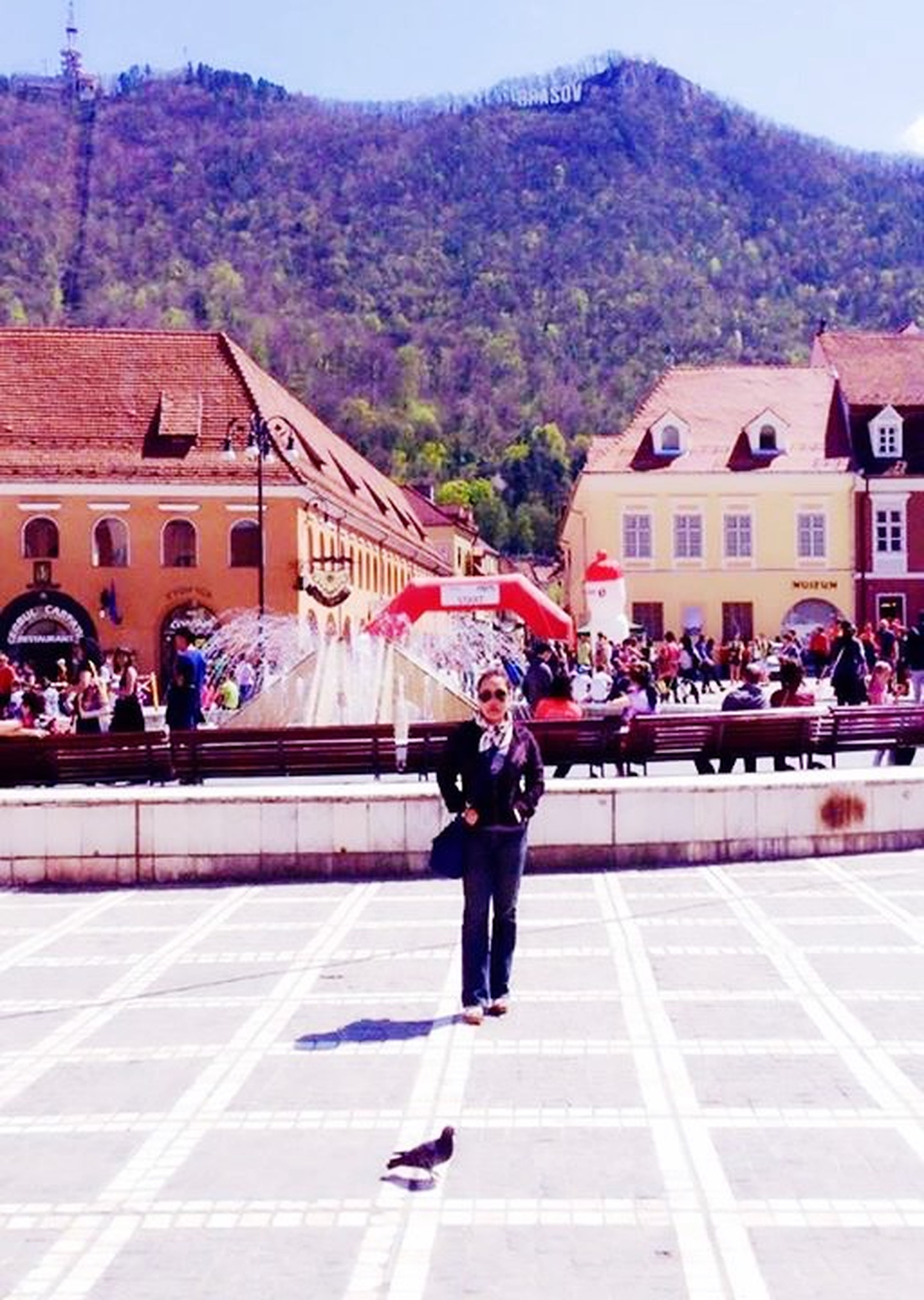 Brasov Council Square Margaret Gate Brasov Romania Solotraveler Spring -Summer 2015 Hello World Fashion&love&beauty Enjoying Life Travel Photography For My Own Photo Journal