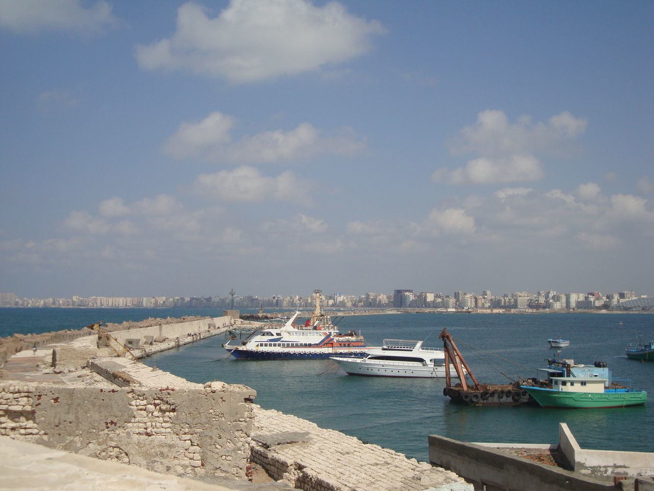 Boats Egypt Live For The Story Mediterranean Sea Seaside Summertime Tourist