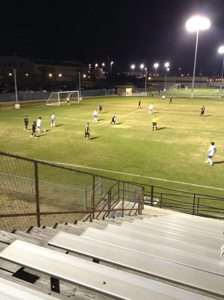 Steele Vs. MacArthur Soccer Game ~