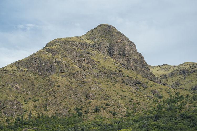 Paisajes del cerro pelado en cañas guanacaste Cloud - Sky Day Landscape Mountain Nature Outdoors Scenics Sky