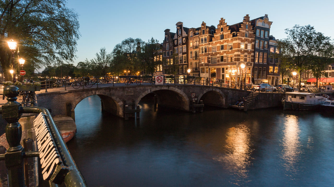 Beautiful stock photos of amsterdam, Amsterdam, Arch, Arch Bridge, Architecture