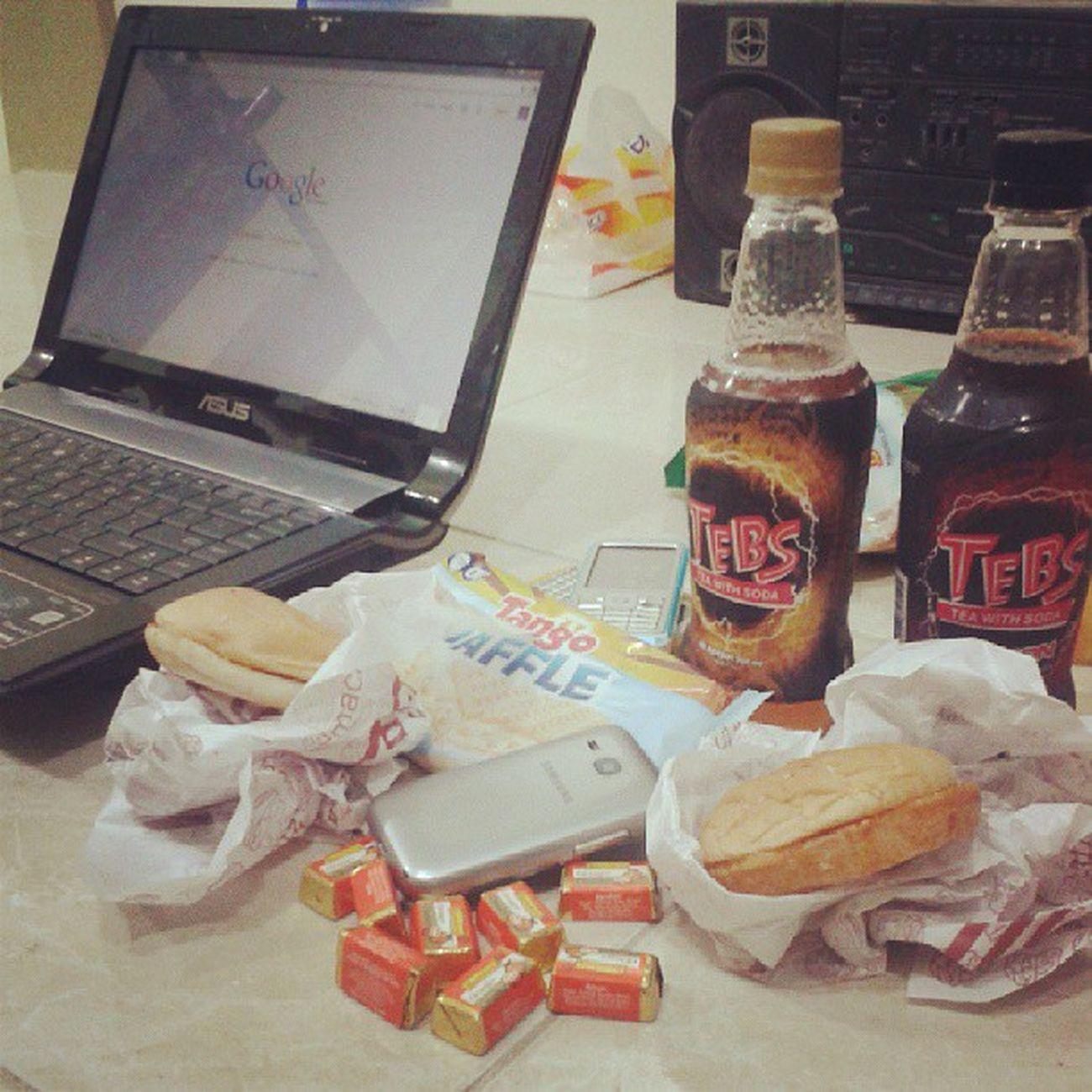 MalmingTugas Panganan Tebs Burger coklatjokran