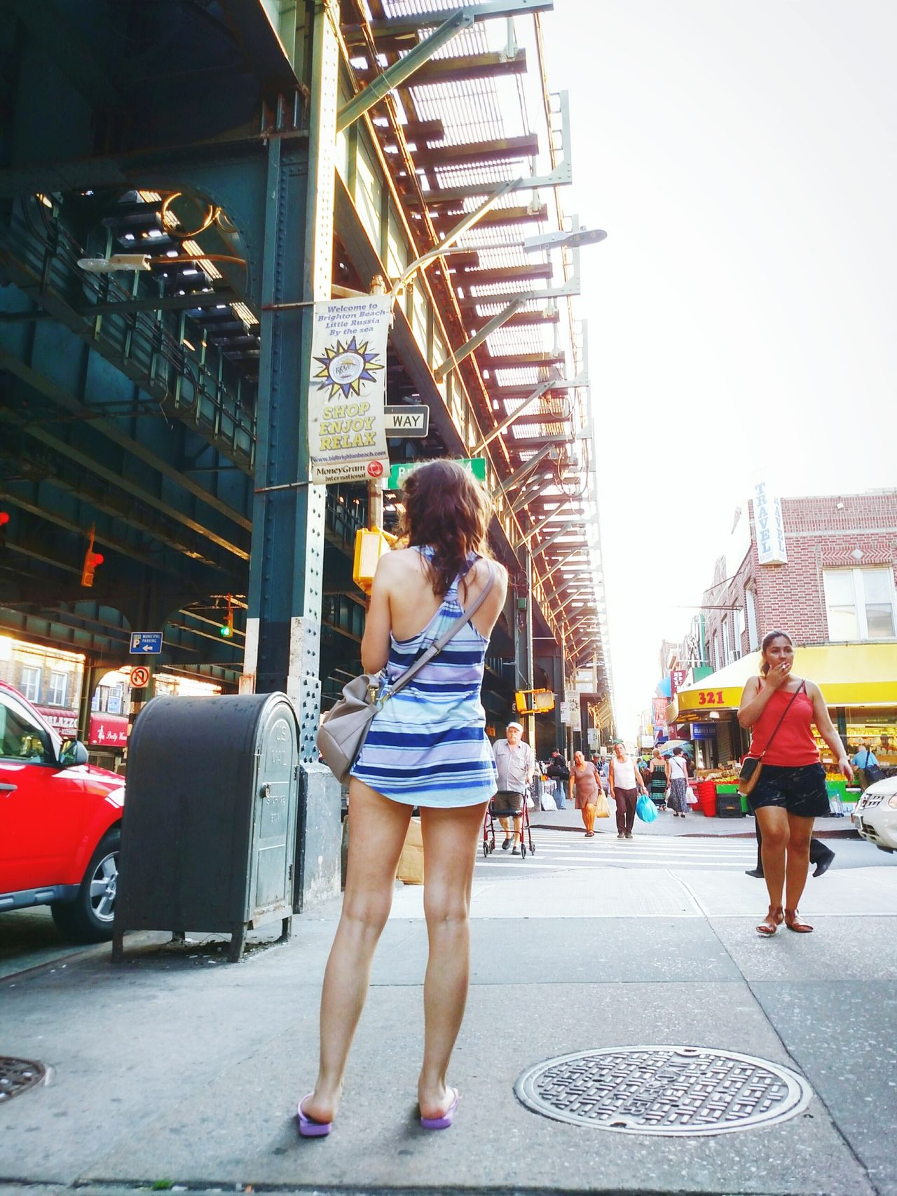 Capture The Moment Girl Street Photography Sexygirl Sexylegs Photographer Perspectives NYC New York Urban Lifestyle