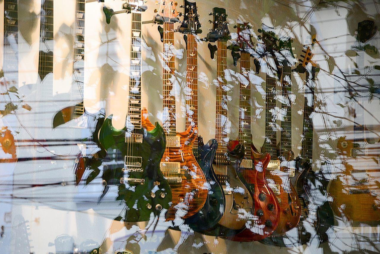 Beautiful stock photos of guitar, Acoustic Guitar, Choice, Day, Glass - Material