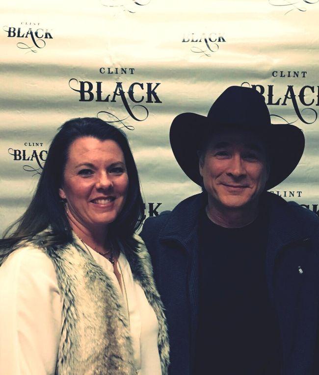 Um yeah, that's Clint Black! 😳😄 First Eyeem Photo