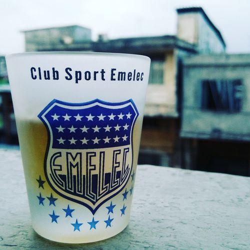 Club Sport Emelec #emelec #Fútbol #Guayaquil #ecuador #Arte #dia #pasión Text Western Script Communication Indoors  No People Close-up Built Structure First Eyeem Photo
