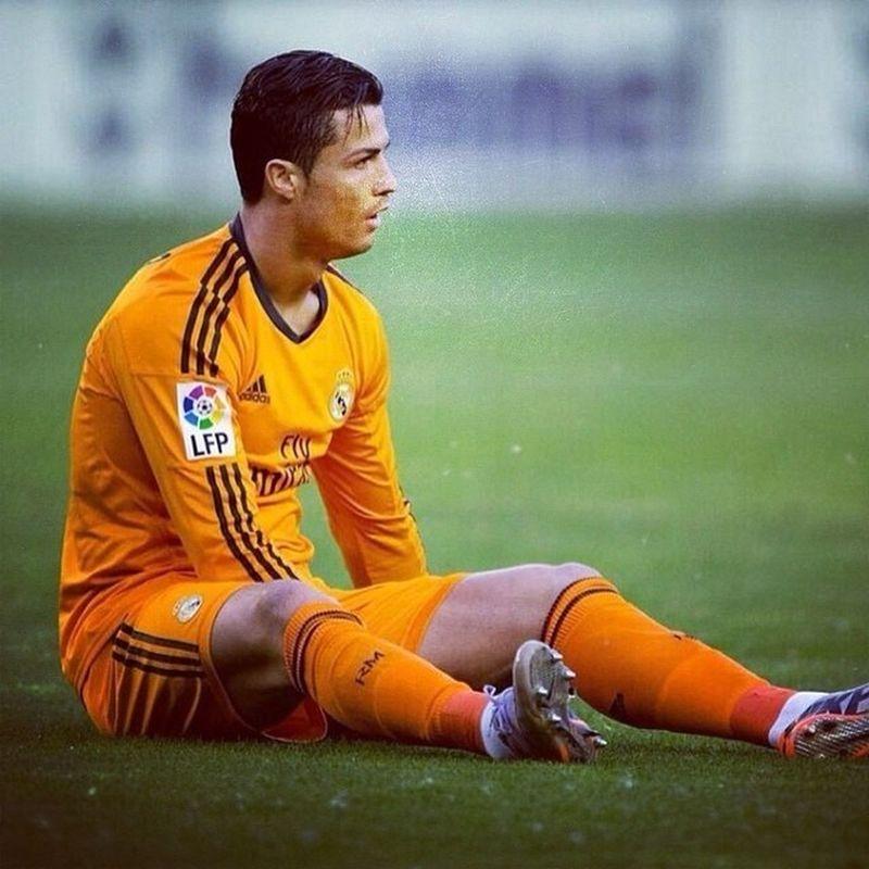 هل هي لعنة الاصابه تعود اليك من جديد رونالدو ريال مدريد