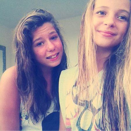 Avec ma meilleure amie ❤️