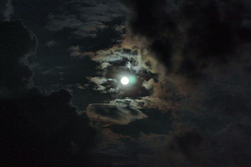 It has been always about you Astronomy Beauty In Nature Cloud - Sky Long Goodbye Moon Nature Night No People Outdoors Scenics Sky Tranquil Scene Tranquility The Secret Spaces