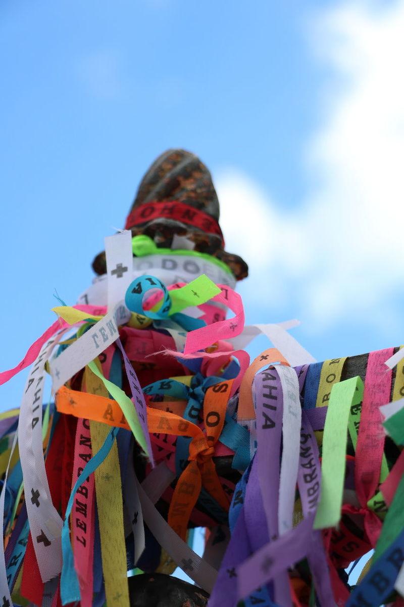 Procissão Senhor Do Bomfim EyeEm Selects Multi Colored Low Angle View Doll Variation Childhood Sky No People