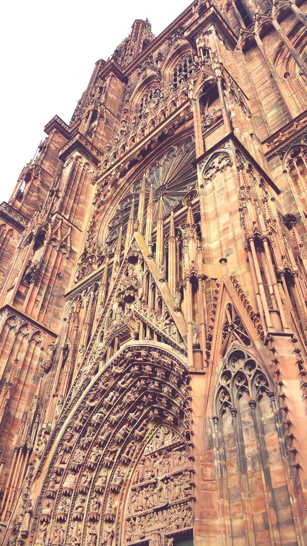Strasbourg Cathedral (Cathédrale Notre-Dame de Strasbourg) Cathedral Cathedrale Cathedralenotredame Cathedral Of Our Lady Strasbourg Strasbourg Cathedral France Strasbourgcathedral Alsace Alsace France Cathédrale Notre Dame