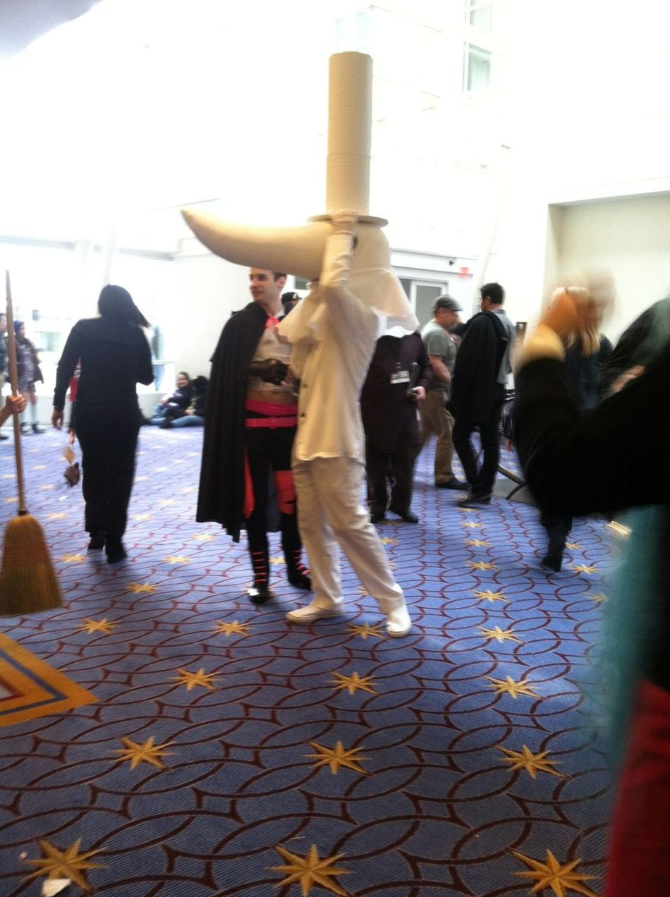 I hope to go back to the Katsucon convention next year