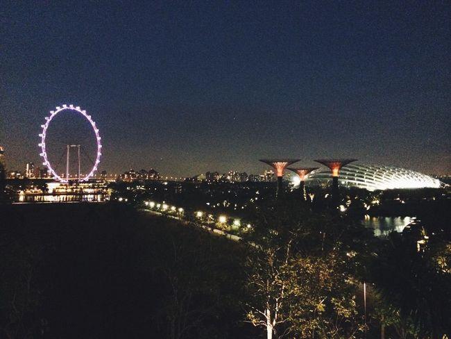 Beautiful Night Beautiful Singapore Eye4photography