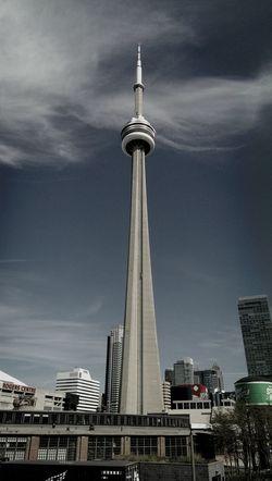 CN Tower, Toronto, Ontario, Canada CN Tower Toronto Taking Photos