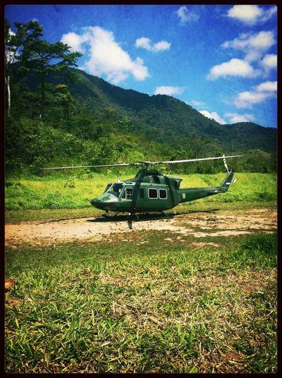Military Elicoptero
