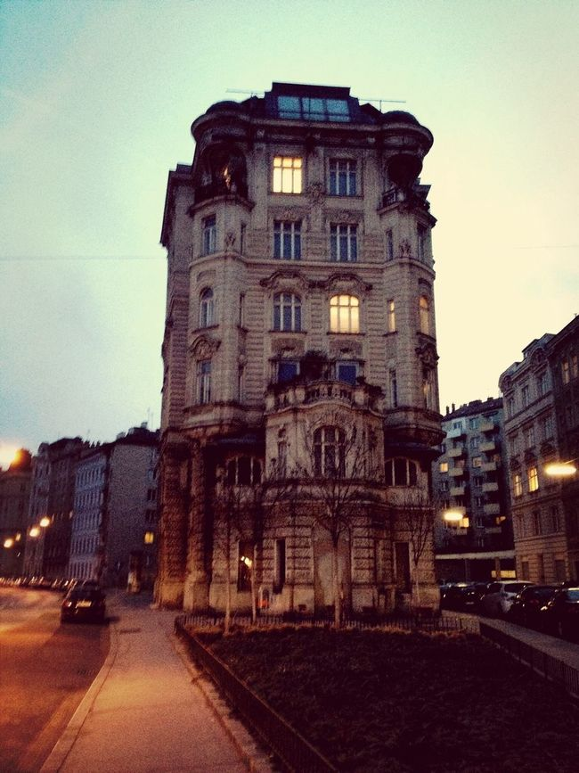 Architecture Vienna Enjoying Life
