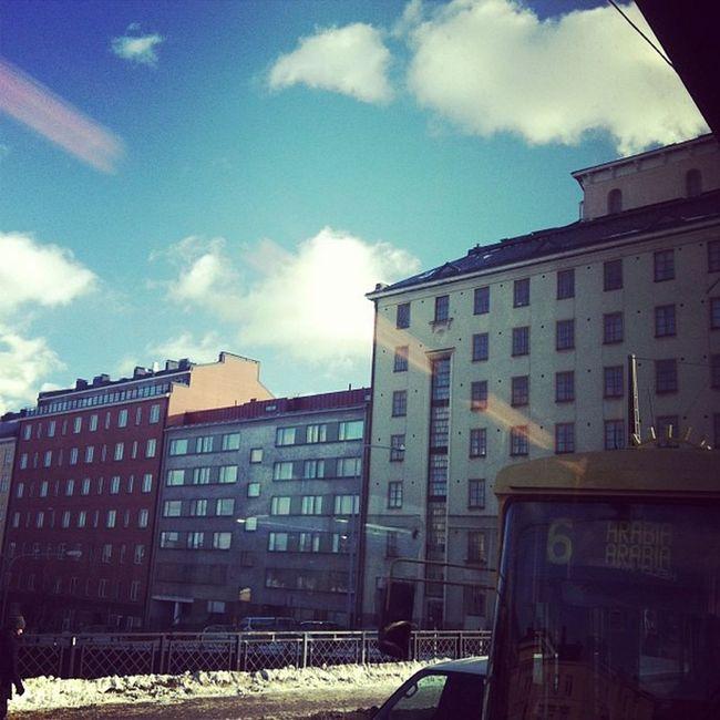 Helsinki Sörnäinen Kurvi Spora myhome love