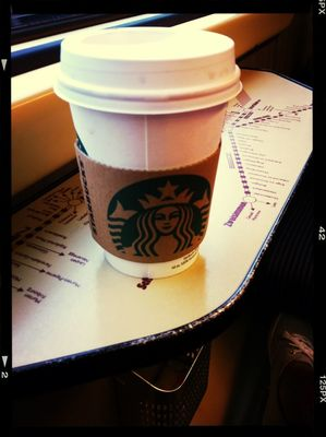 Starbucks Coffee at bern by Daydreamsouldier.