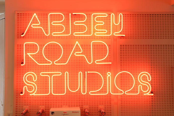 EyeEm Selects Text Communication No People Red Day Outdoors Abbey Road Abbeyroadstudios The Beatles Recording Studio Music Tourist Attraction  Travel London Uk Travel Destinations Tourist EyeEm LOST IN London