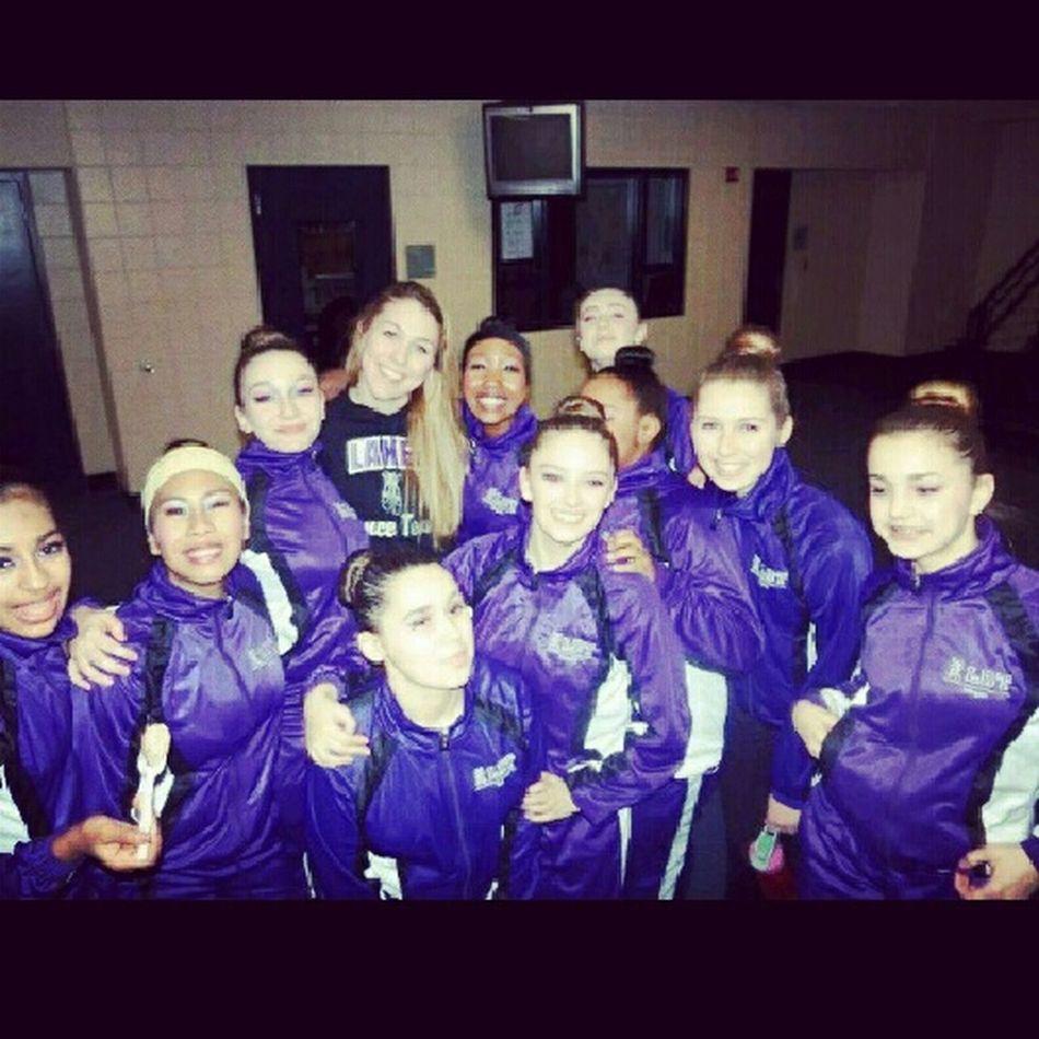 Dance Team:)