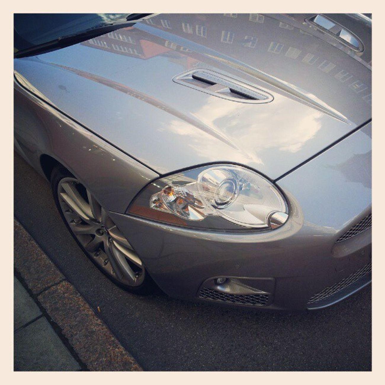 JAGUAR Xkr Jag British luxury sportscar cool cargramm