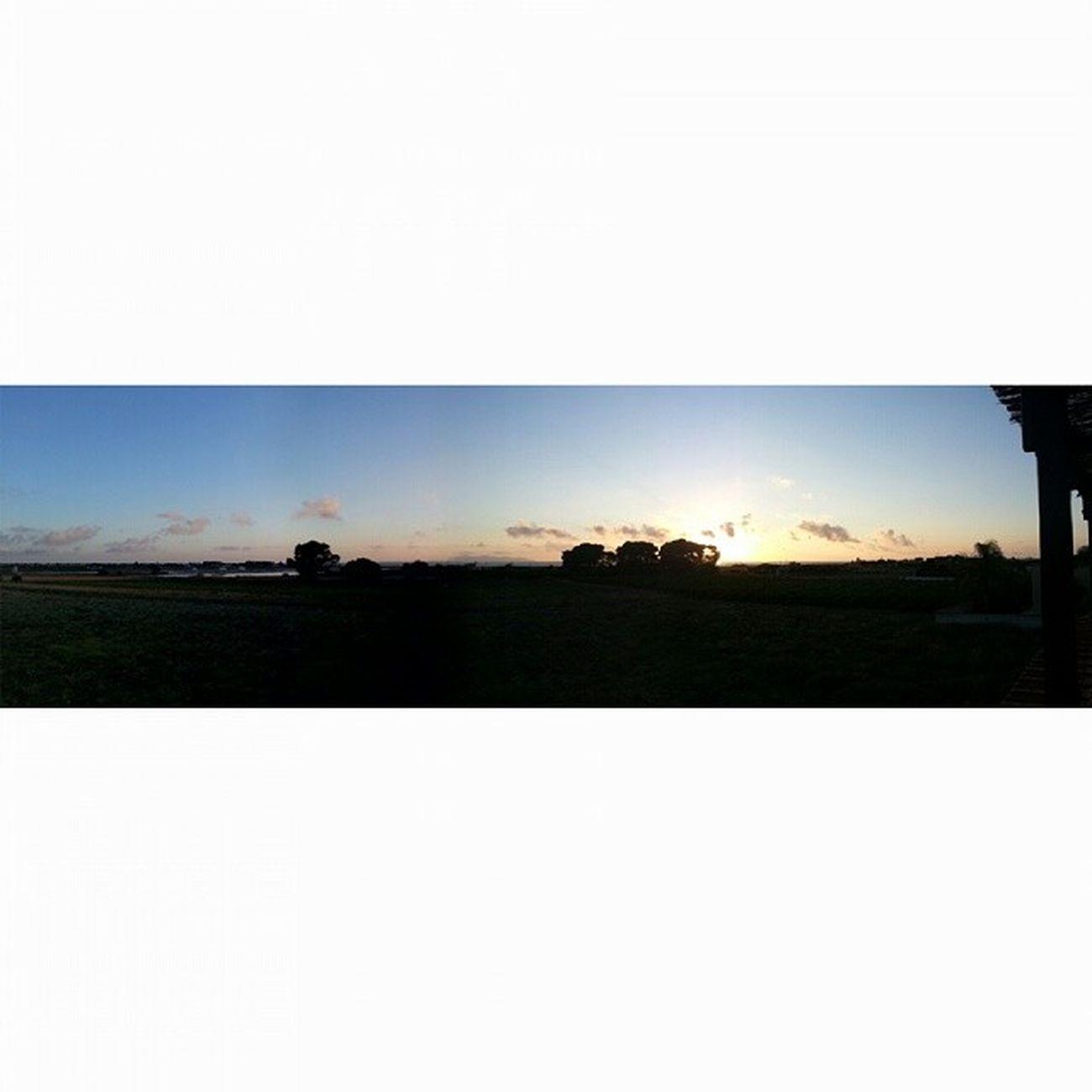 Nubia (: Nubia Conamici Home Sweet mangiata sky beautiful bellissimo tramonto sera imfine