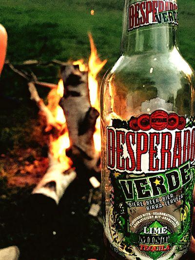 Desperados Desperados Beer Fire Chill Verde Sessie