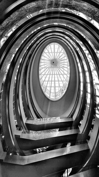 Ceiling of The Biggest Department Store In The World South Korea Blackandwhite Bnw Travel Travel Photography Eyemphotography Eyemphilippines