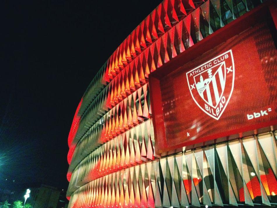Athletic Club San Mames La Catedral Architecture