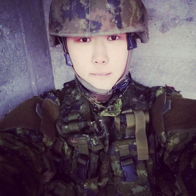 Just realized I have posted on ig in a while lol Canadianarmy Soldier Canadianforces Range Army