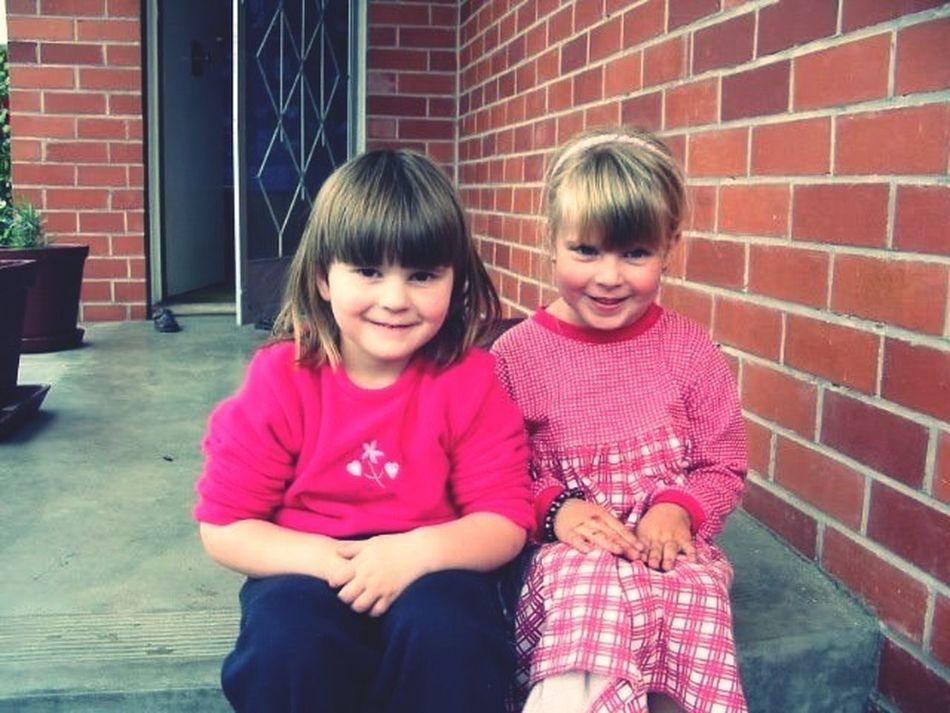 Best Friends. <3 Childhood, <3
