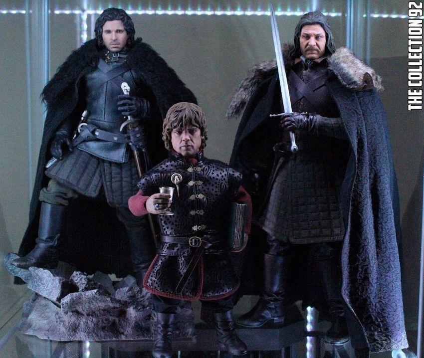 Here's my Threezero Game of Thrones 1/6 scale figures TC92 Photograph Photo Toyphotographers Toys Toy Photography Toycommunity Game Gameofthrones Thrones JonSnow Nedstark Tyrion Tyrionlannister Lannister