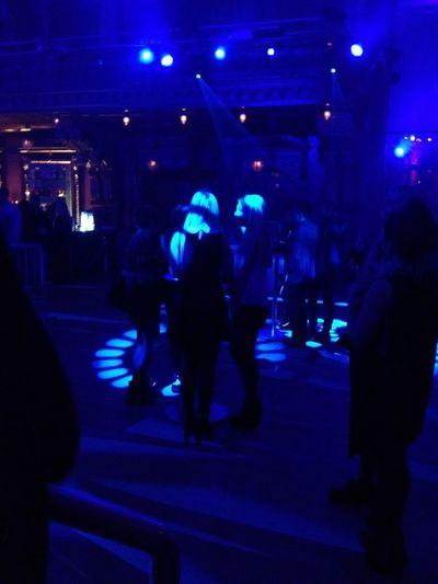 Clubbing at Berns Salonger Clubbing